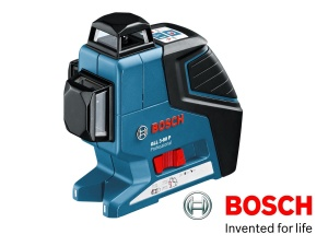 Laser liniowy BOSCH GLL 3-80 P Professional